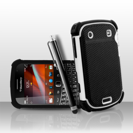HYBRID-SILICONE-CASE-COVER-FOR-BLACKBERRY-BOLD-9900-9930-STYLUS-TOUCH-PEN