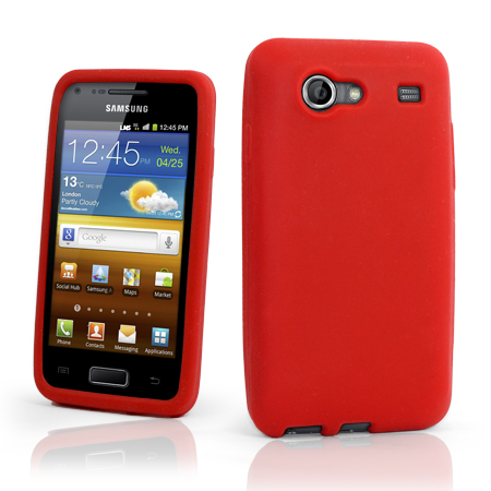Soft-Silicone-Case-Cover-For-Samsung-I9070-Galaxy-S-Advance-Screen-Protector