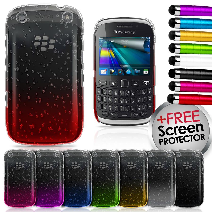 blackberry curve 3d cases