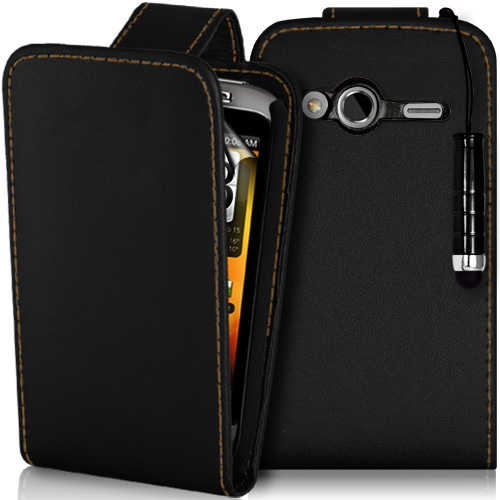 NEW STYLISH GRIP SERIES CASE COVER FITS HTC WILDFIRE S FREE SCREEN PROTECTOR Enlarged Preview