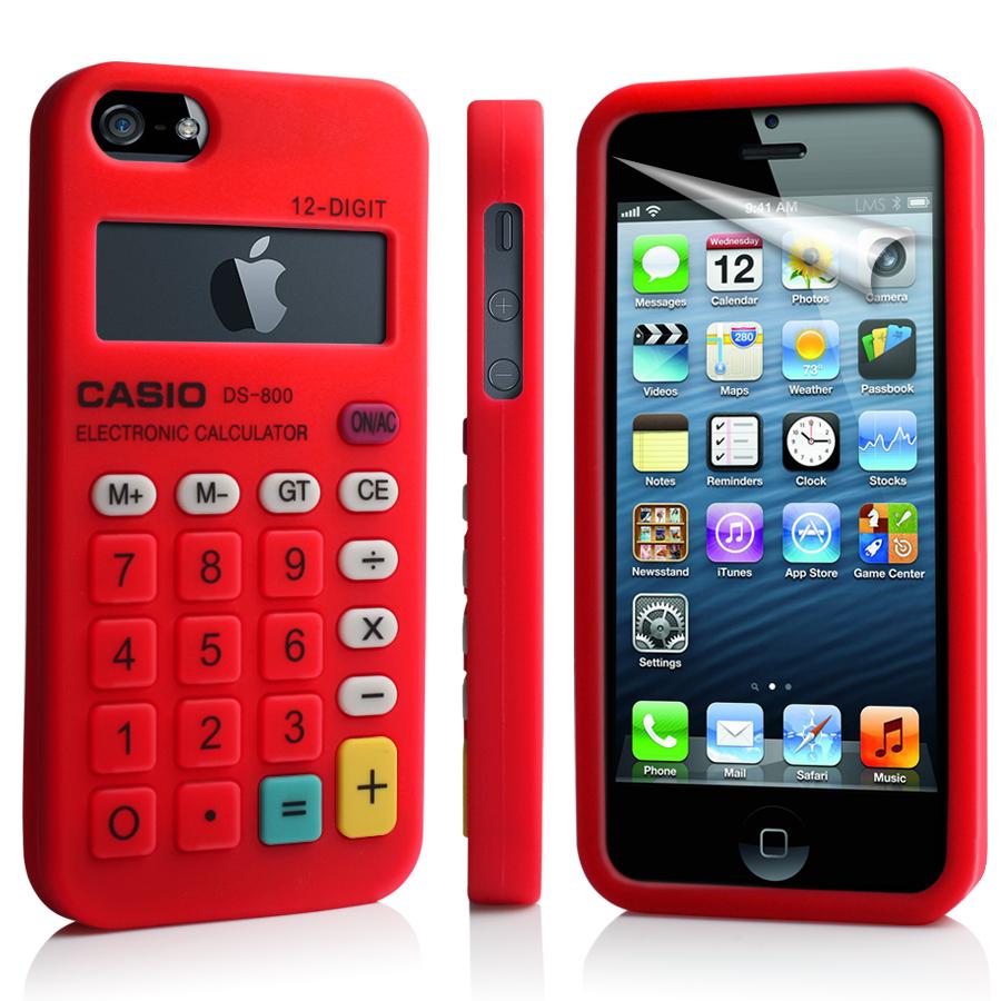 Iphone  Calculator Case