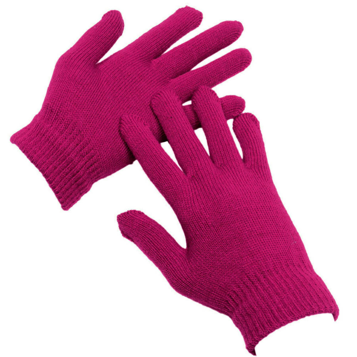 Kids boys girls back to school winter warm full magic gloves cold