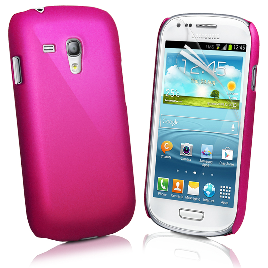 for Samsung Galaxy S3 Mini I8190 + Screen Protect Enlarged Preview