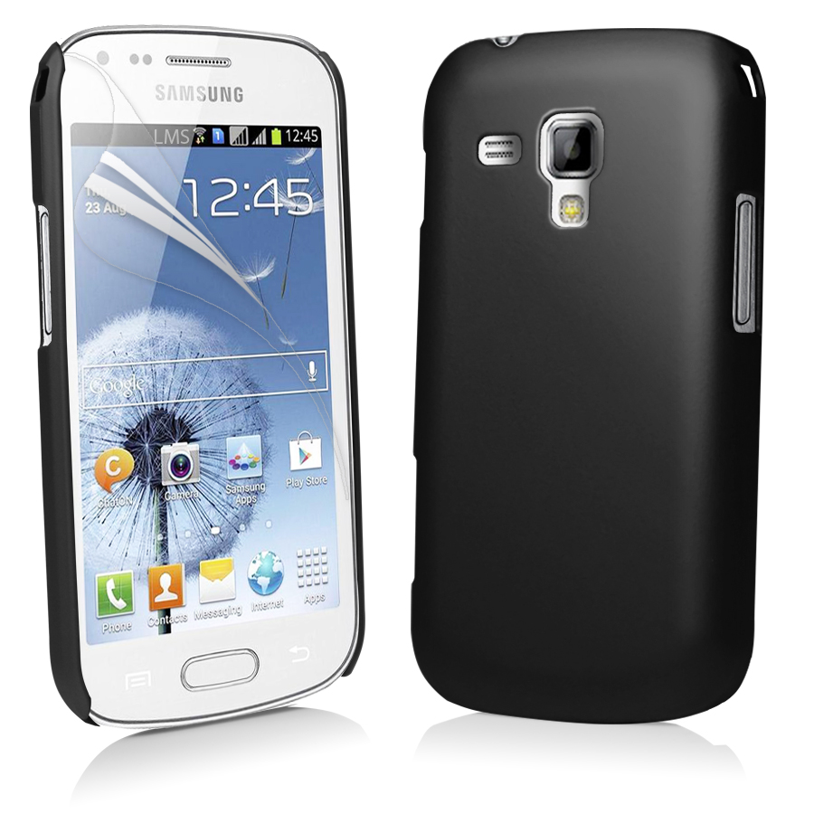 Hybrid Hard Case Cover For Samsung S7562 Galaxy S Duos