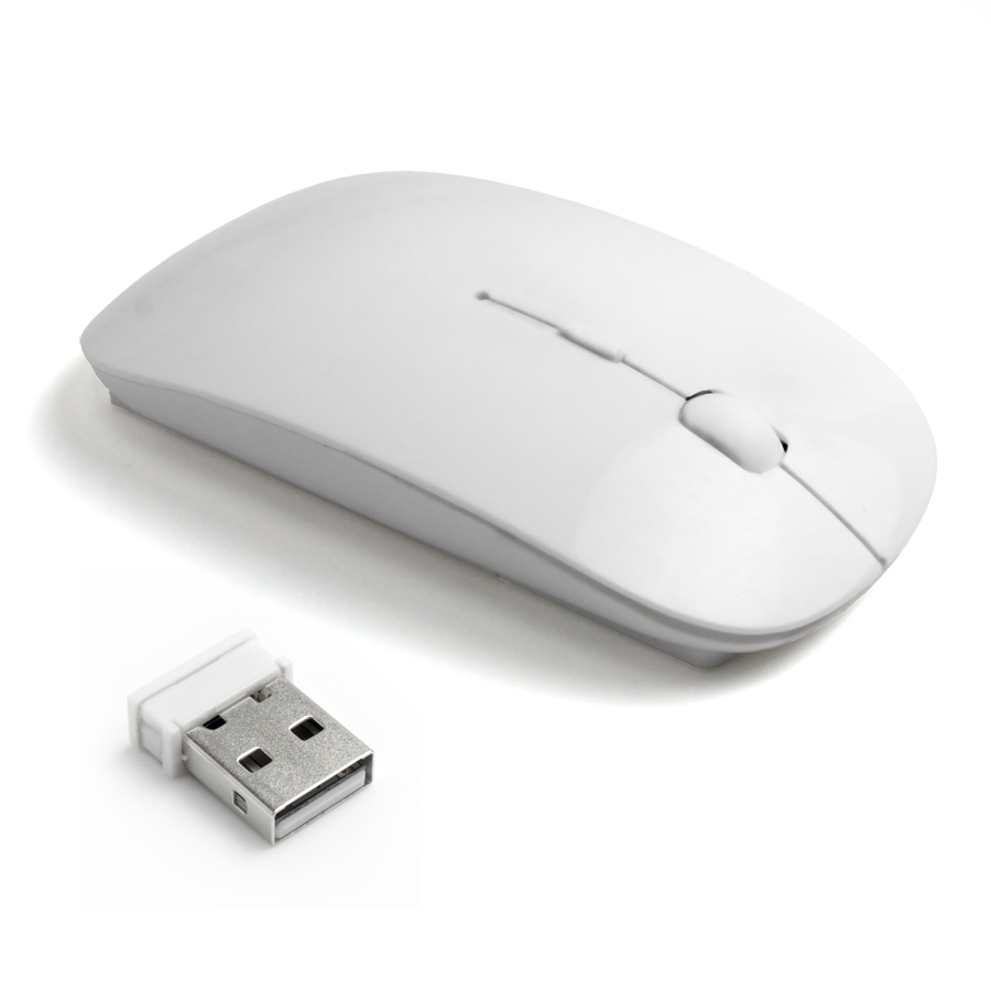Apple and computer mouse 7