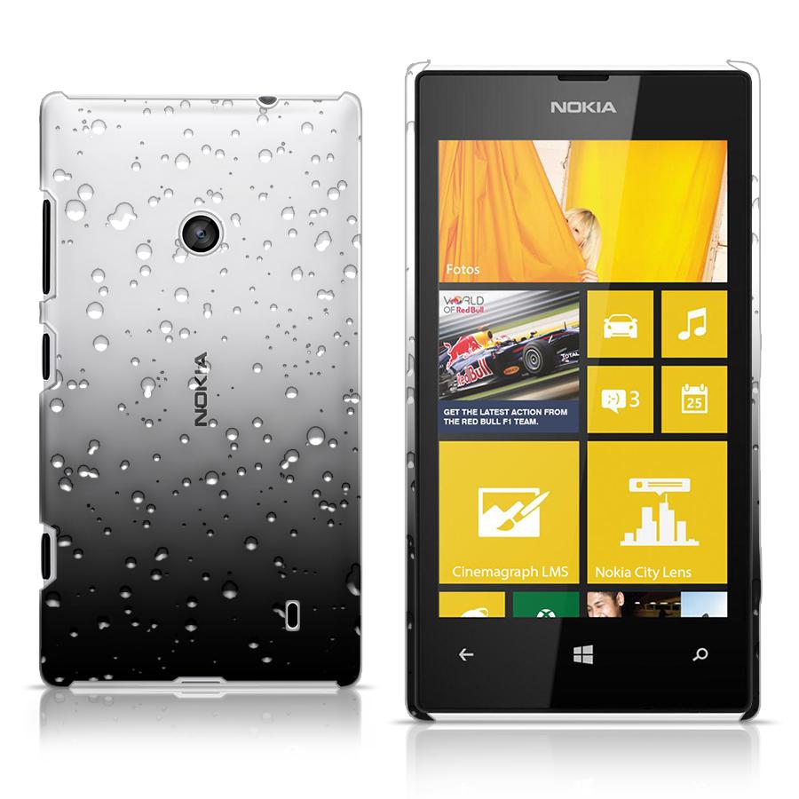 Nokia Lumia 520 Black Price Black 3D RAIN D...