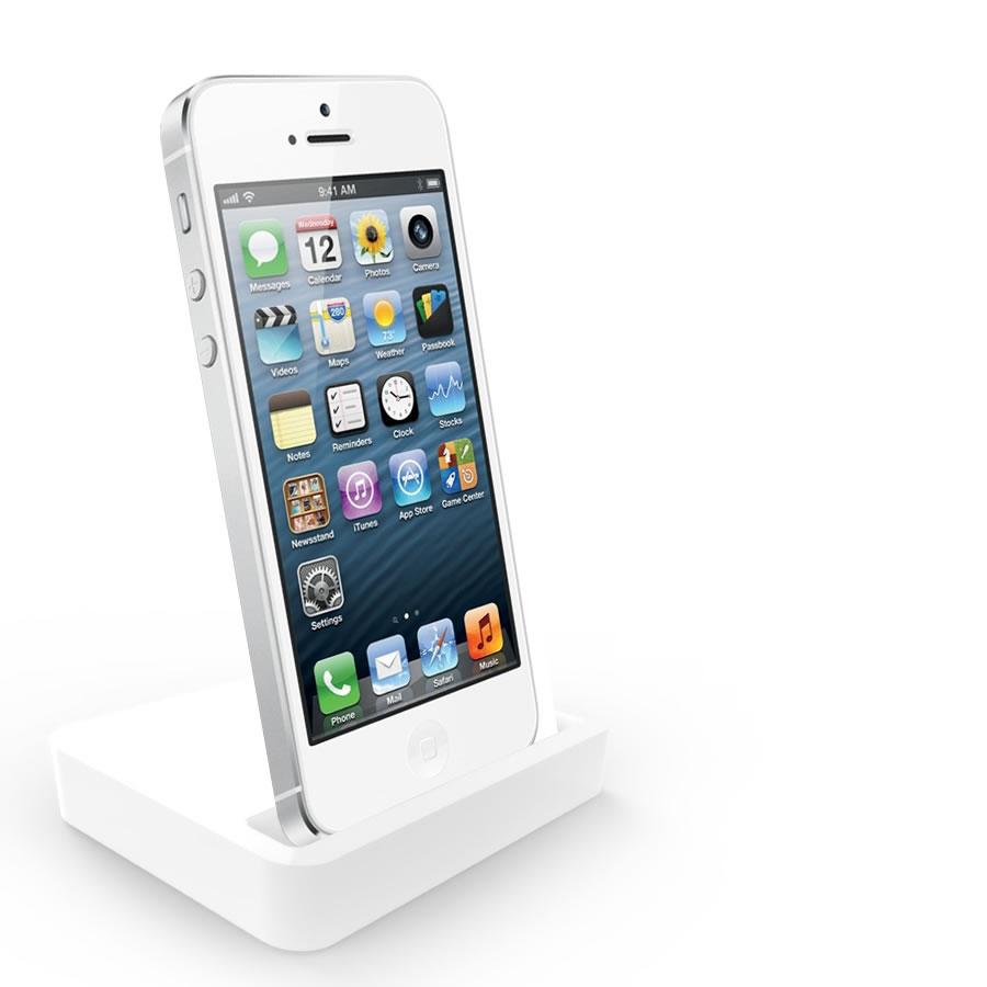 charging dock desktop stand docking station for apple. Black Bedroom Furniture Sets. Home Design Ideas
