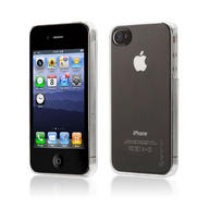 THIN SLIM CLEAR GRIFFIN TRANSPARENT CASE COVER SHELL FOR APPLE IPHONE 4 4S
