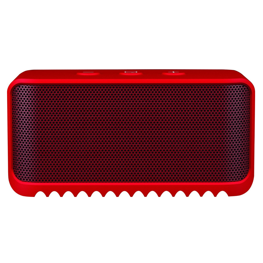 jabra solemate mini bluetooth portable music speaker with nfc red. Black Bedroom Furniture Sets. Home Design Ideas