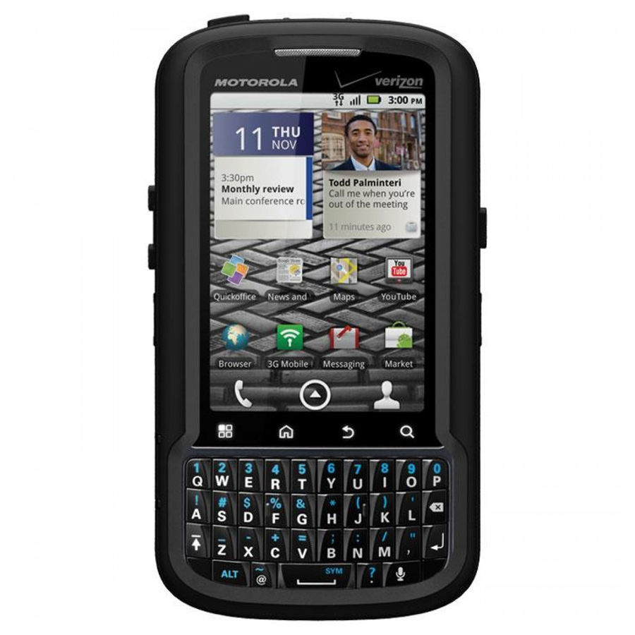 MOTOROLA DROID PRO A957 OTTERBOX DEFENDER CASE COVER