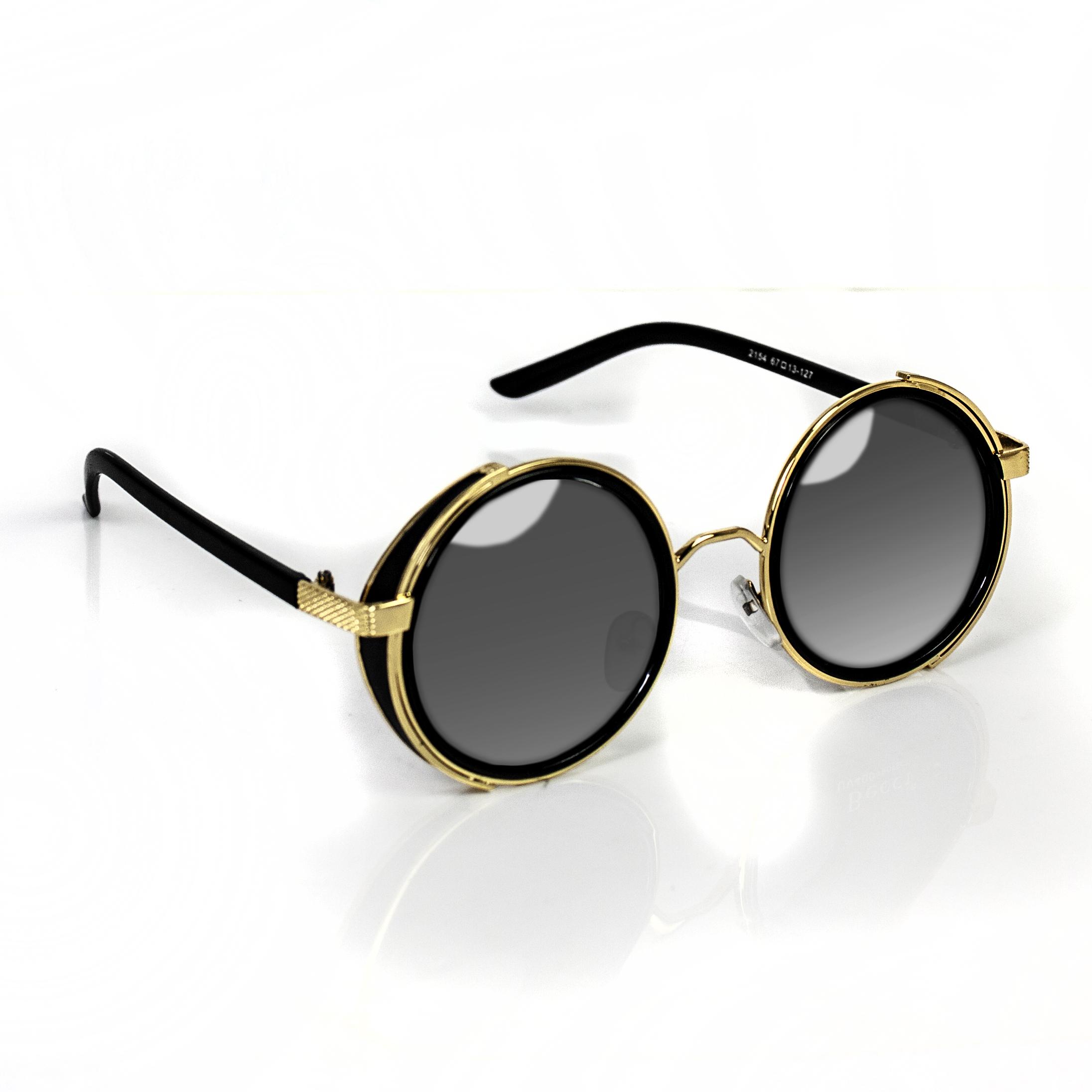 Vintage Round Glasses 18
