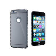 "Cygnett AeroGrip Crystal PC Case for iPhone 6 (4.7"") and Screen Protector - Clear CY1662CPAEG"