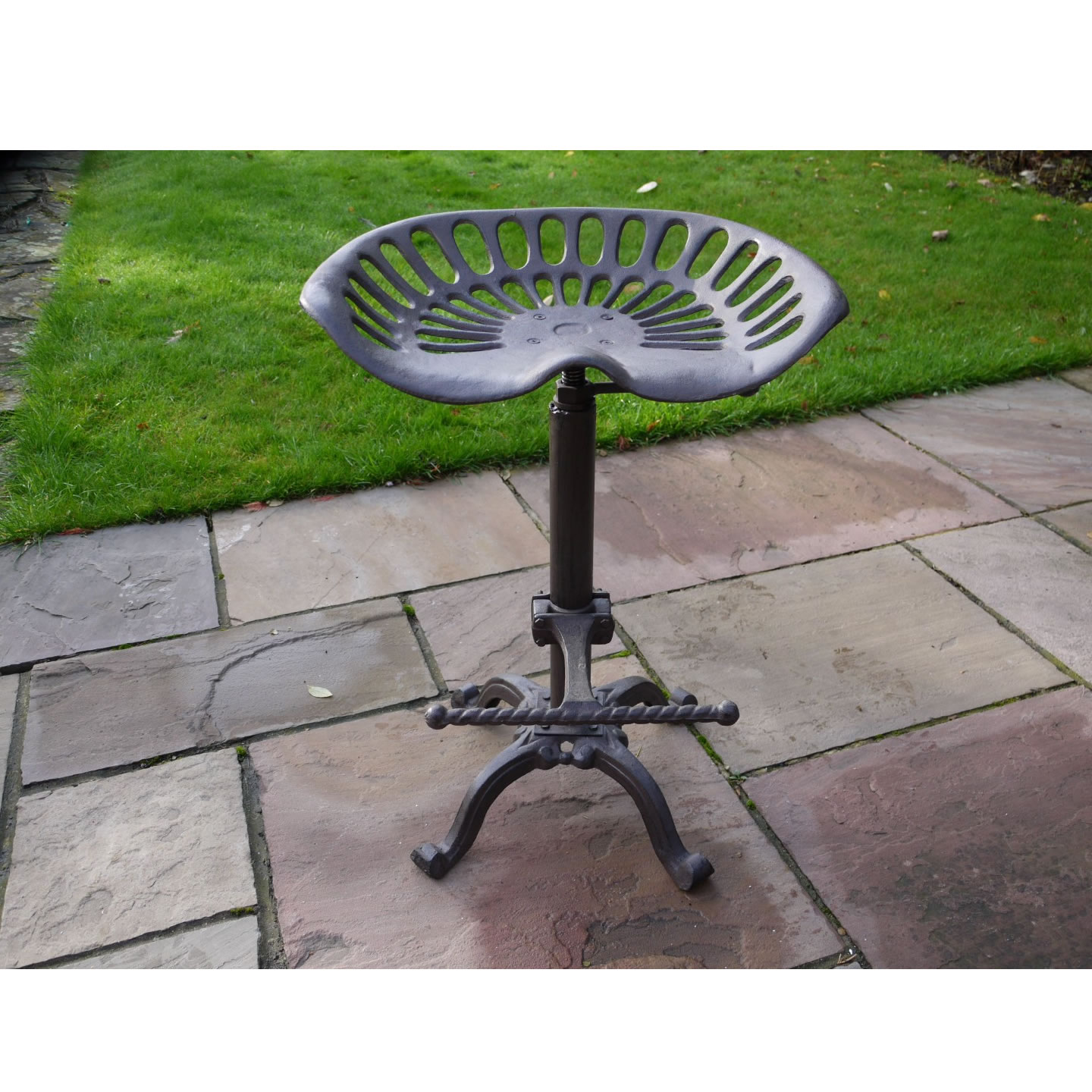 Cast Iron Tractor Seat Bar Stools Vintage Tractor Seat/bar Stool