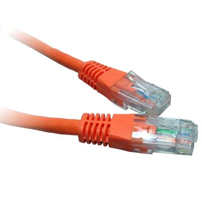 Gigabit Ethernet Cable Length on Orange Cat 6 Cat6 Gigabit 10 100 1000 Network Ethernet Patch Cable