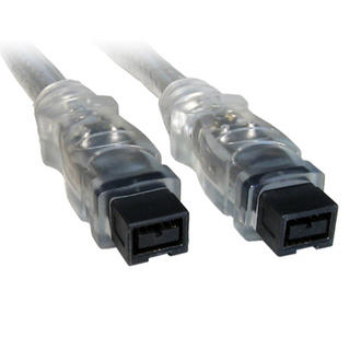 2m 6' Foot Firewire 800 IEEE-1394B 9 Pinto  9 Pin DV Cable Lead Wire
