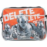 Doctor Who Cybermen Shoulder Bag