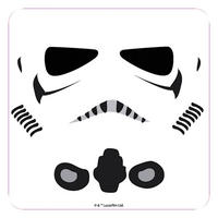 Star Wars Stormtrooper Single Coaster