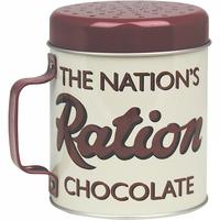 The Nation's Chocolate Ration Chocolate/Flour Shaker