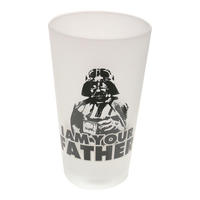 "Darth Vader ""I Am Your Father"" Frosted Glass"
