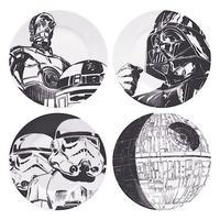 Star Wars Set of 4 Side Plates