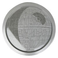 Star Wars Death Star Round Tin Tray