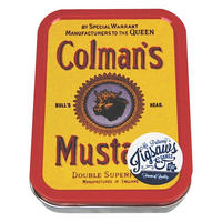 Colman's Mustard Jigsaw Puzzle In A Tin (150 Pieces)