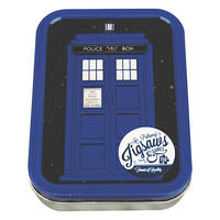Doctor Who Tardis Jigsaw Puzzle In A Tin (150 Pieces)