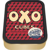 OXO Cubes Jigsaw Puzzle In A Tin (150 Pieces)