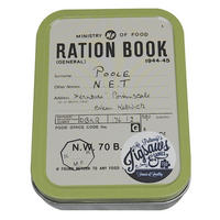 Ration Book Jigsaw Puzzle In A Tin (150 Pieces)