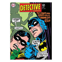 Batman & Robin Detective Comics Fridge Magnet Thumbnail 1