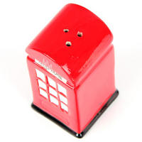 Telephone Box & Post Box Ceramic Salt & Pepper Pots Thumbnail 2