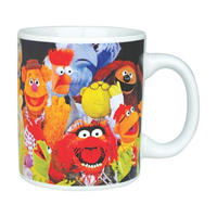 The Muppet Show Characters Mug