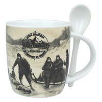Feats of Endurance Arctic Mug & Spoon Set