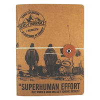 Feats Of Endurance Small Notebook
