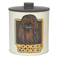 Star Wars Wookiee Biscuit Barrel Thumbnail 1