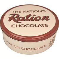 The Nation's Chocolate Ration Cake Tin