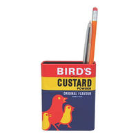 Bird's Custard Powder Magnetic Pen Pot