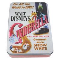 Cinderella Classic Film Poster Rectangular Tin