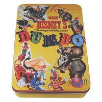 Dumbo Classic Film Poster Rectangular Tin