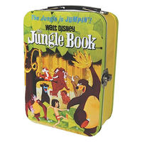The Jungle Book Original Film Poster Tin Tote