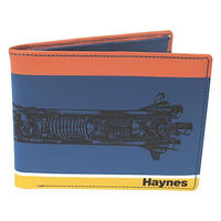 Haynes Saturn V Boxed Wallet