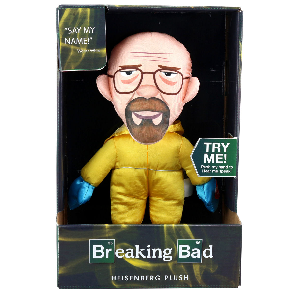 Heisenberg Talking Plush
