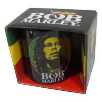Bob Marley Logo Face Boxed Mug