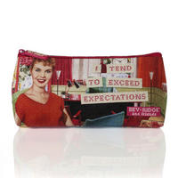 "Bev Ridge & Friends ""I Tend To Exceed Expectations"" Pencil Case"