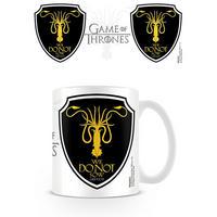 Game Of Thones House Greyjoy Mug