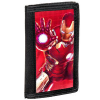Avengers Age Of Ultron Lenticular Iron Man Wallet