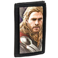 Avengers Age Of Ultron Lenticular Thor Wallet