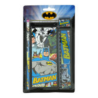 Retro Batman Stationery Set
