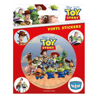 Toy Story Set of 5 Vinyl Stickers