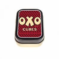 OXO Cubes Keepsake / Pill Tin